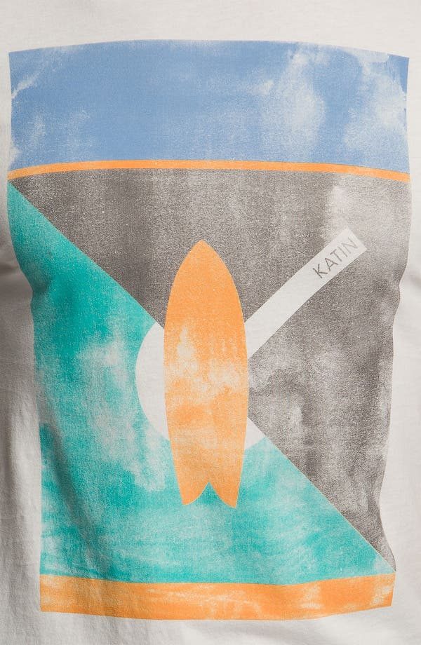 Alternate Image 3  - Katin 'Fish Stick' T-Shirt