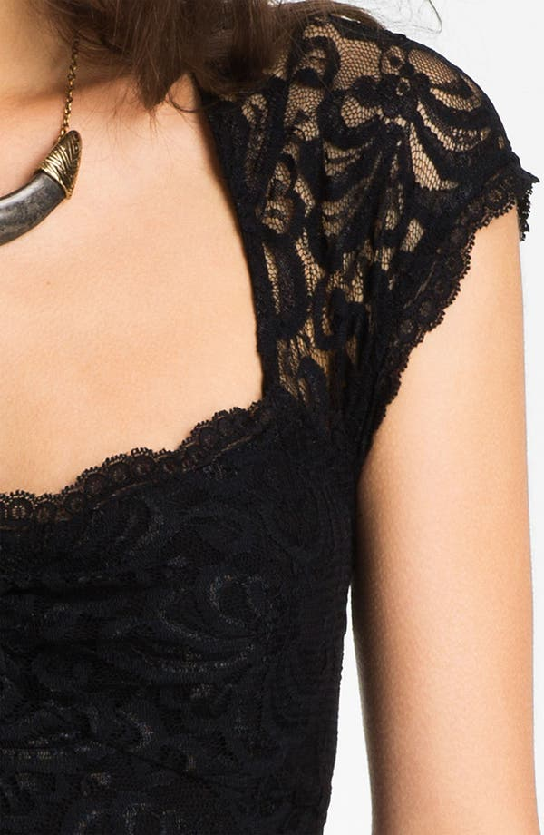 Alternate Image 3  - Free People Tiered Lace Dress