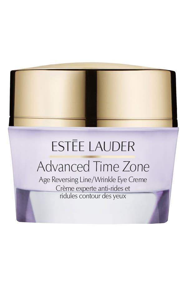 Alternate Image 1 Selected - Estée Lauder 'Advanced Time Zone' Age Reversing Line/Wrinkle Eye Creme