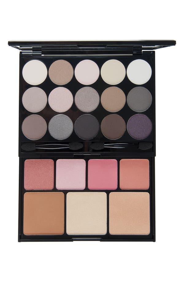 Alternate Image 1 Selected - NYX 'Naked' Face Palette