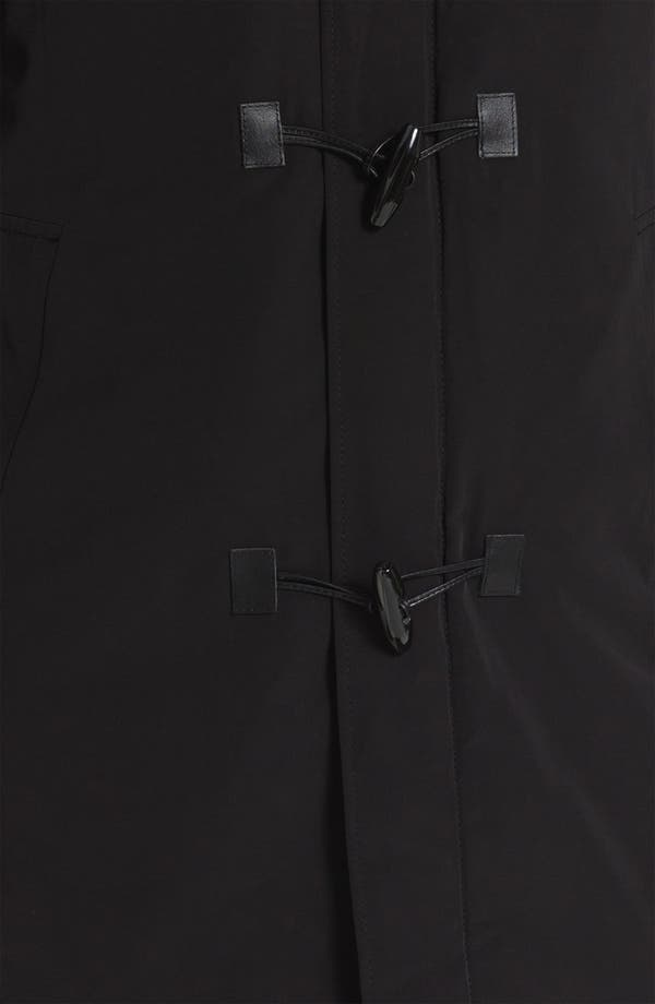 Alternate Image 3  - BOSS Black 'Glade' Wrinkle Resistant Duffle Coat