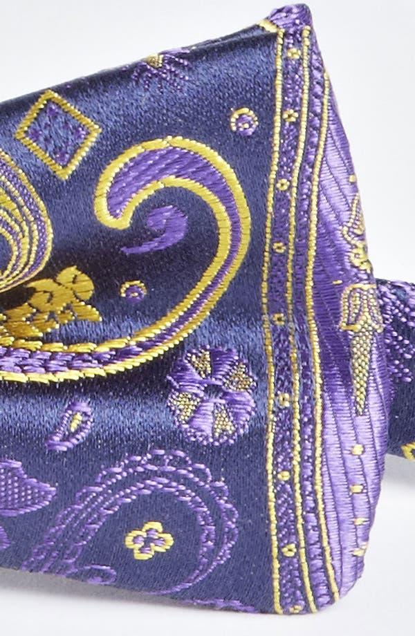 Alternate Image 2  - Etro Silk Bow Tie