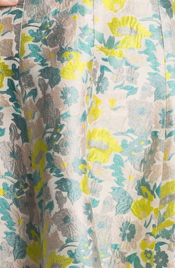 Alternate Image 3  - Opening Ceremony Floral Jacquard Dress