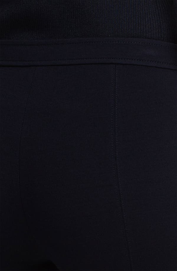 Alternate Image 5  - St. John Collection 'Alexa' Stretch Milano Knit Ankle Pants