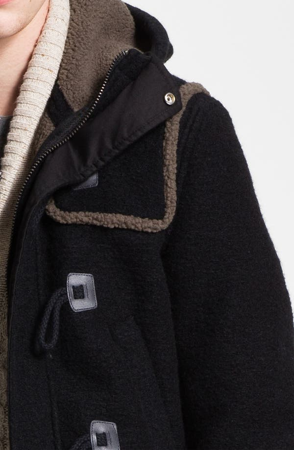Alternate Image 3  - DIESEL® 'Whitaker' Duffle Coat