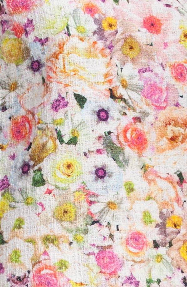 Alternate Image 3  - MSGM Floral Print Top