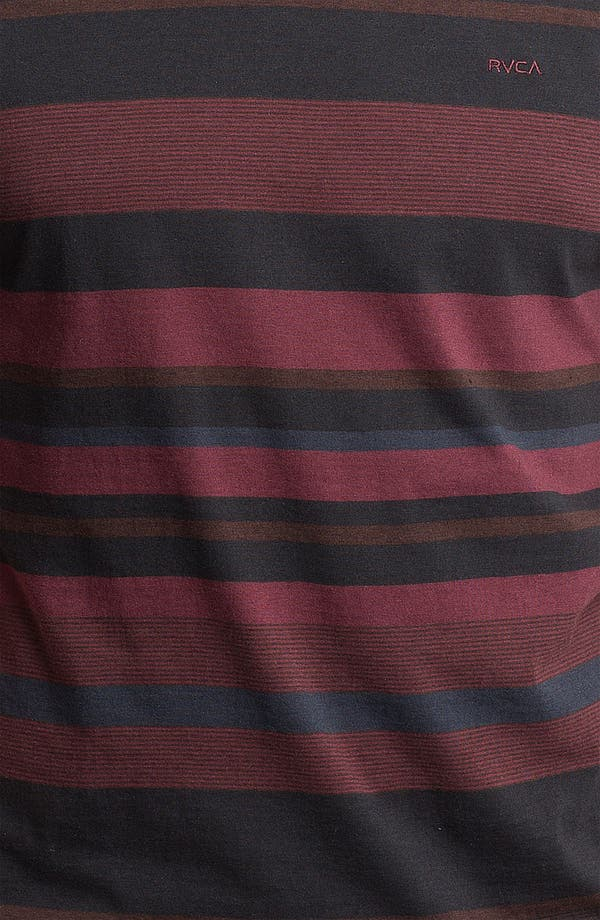 Alternate Image 3  - RVCA 'Adirondack' Short Sleeve Jersey T-Shirt
