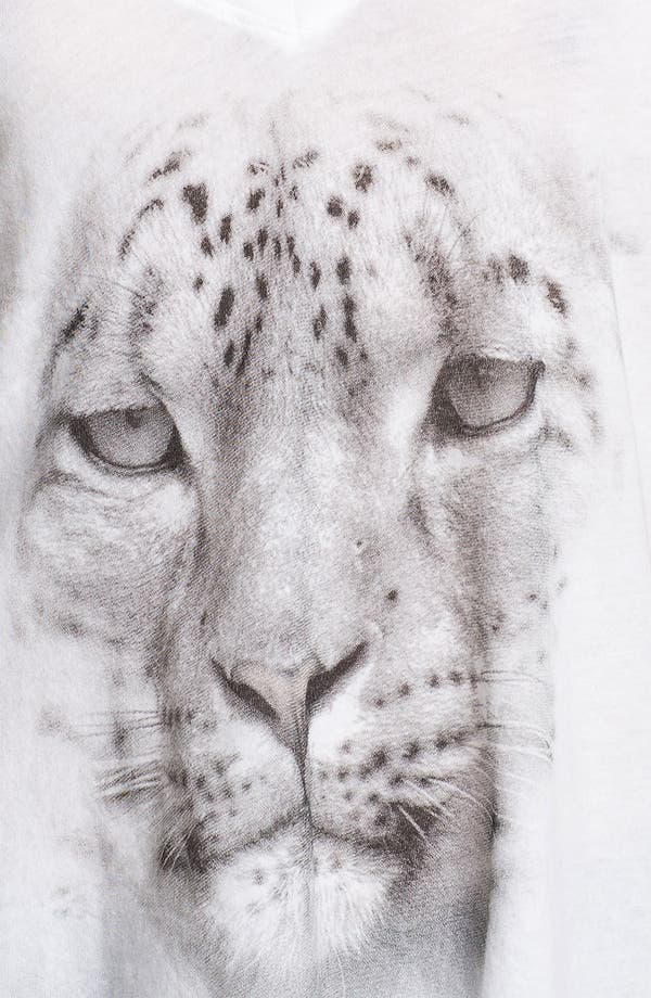 Alternate Image 3  - Wildfox 'Snow Leopard' Graphic Tee
