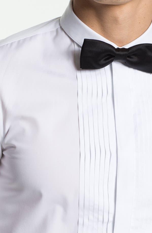 Alternate Image 3  - Burberry Prorsum Cotton Poplin Tuxedo Shirt