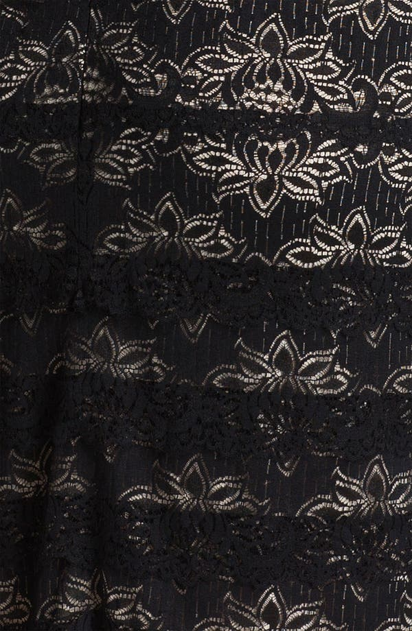Alternate Image 3  - JS Collections Layered Lace Sheath Dress (Plus)
