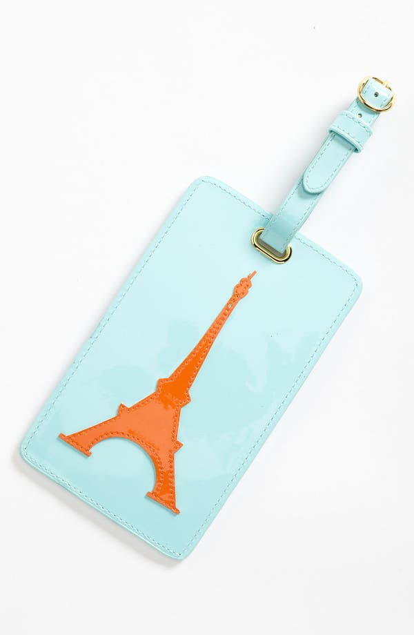 Alternate Image 1 Selected - Lolo 'Eiffel Tower' Luggage Tag