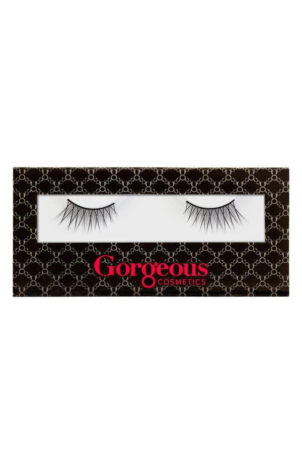 Alternate Image 1 Selected - Gorgeous Cosmetics 'Miss Flirty' Faux Lashes