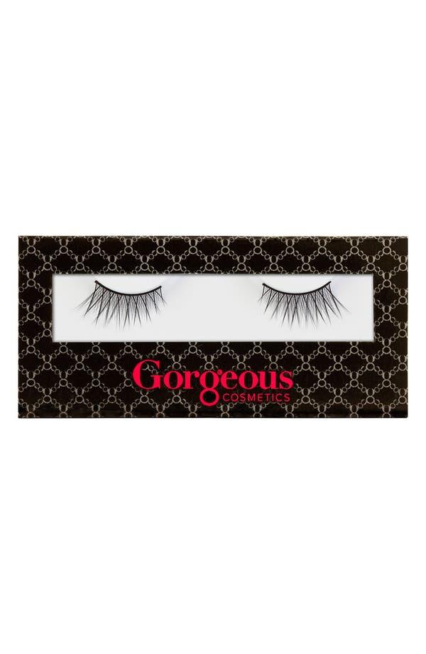 Main Image - Gorgeous Cosmetics 'Miss Flirty' Faux Lashes