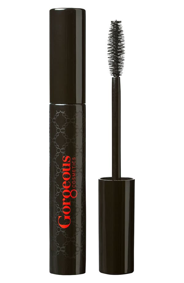 Main Image - Gorgeous Cosmetics 'Le Noire' Gel Mascara