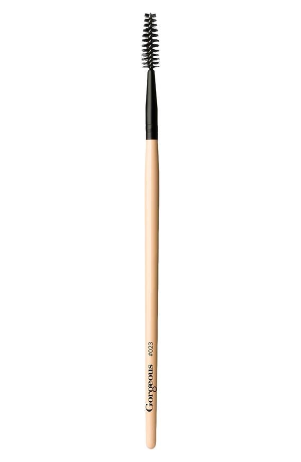 Alternate Image 1 Selected - Gorgeous Cosmetics '023' Mascara Wand Brush