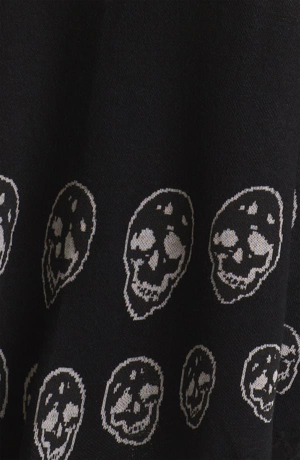 Alternate Image 3  - Raj Imports Skull Poncho