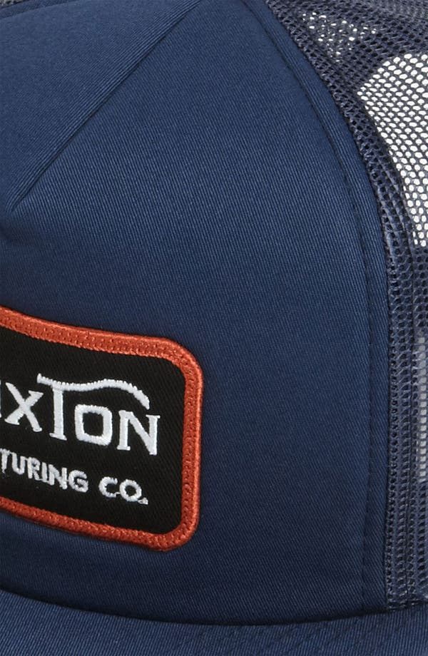 Alternate Image 2  - Brixton 'Route' Trucker Hat