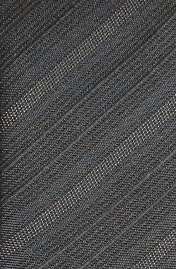 Alternate Image 2  - Hugo Woven Silk Tie