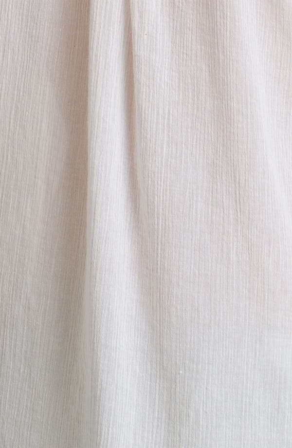 Alternate Image 3  - AG Jeans Crinkled Cotton Pocket Shirt