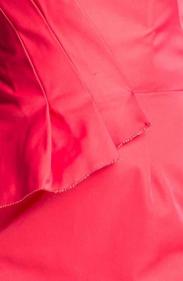 Alternate Image 3  - Lela Rose Strapless Dress