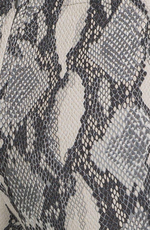 Alternate Image 3  - Zadig & Voltaire Snake Print Pants