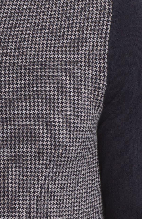 Alternate Image 3  - BOSS Black 'Garvin' Trim Fit V-Neck Sweater
