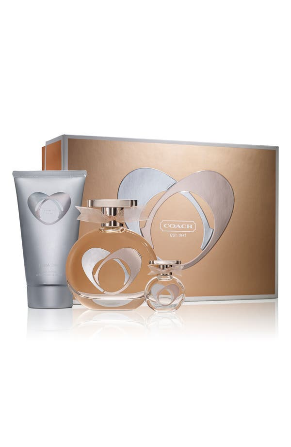 Alternate Image 1 Selected - COACH 'Love' Gift Set ($144 Value)