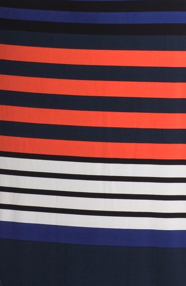 Alternate Image 3  - Calvin Klein Stripe Tank Maxi Dress (Plus)