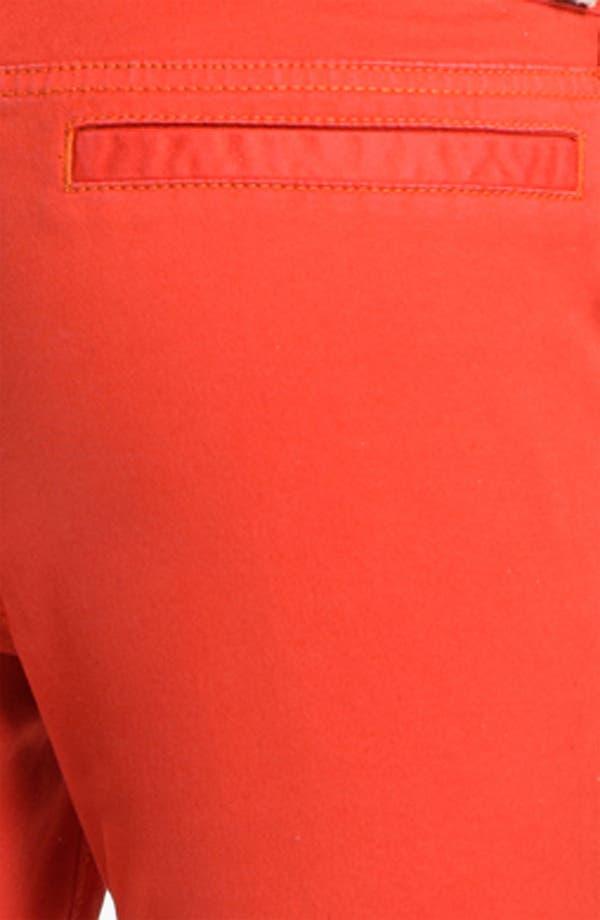 Alternate Image 3  - Skaist-Taylor Twill Moto Pants