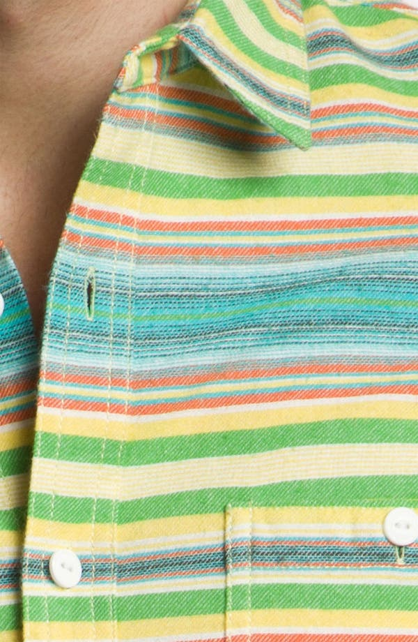 Alternate Image 3  - Public Opinion 'Blanket Stripe' Work Shirt