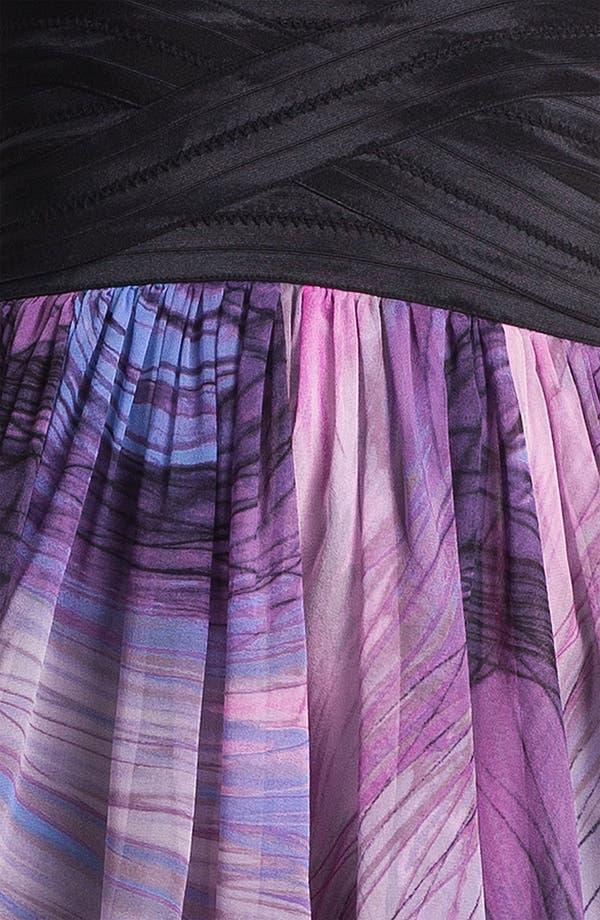 Alternate Image 3  - Elizabeth and James 'Jana' Print Silk Chiffon Dress