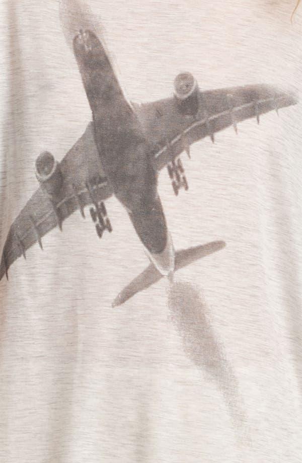 Alternate Image 4  - Haute Hippie 'Fly Away' Jersey Tee