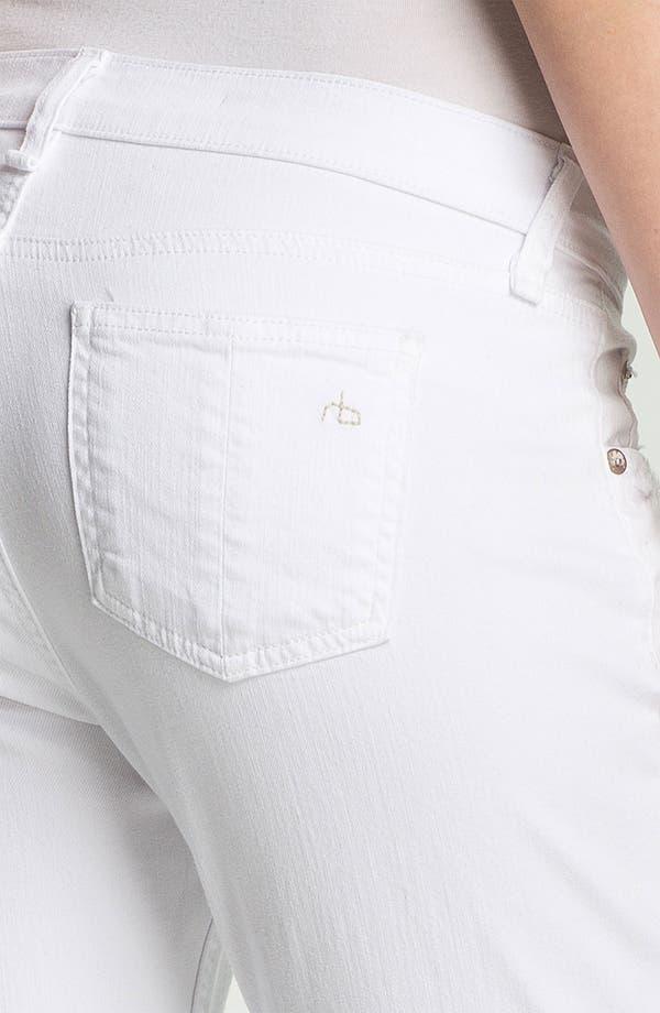 Alternate Image 9  - rag & bone/JEAN 'The Dash' Slouchy Skinny Jeans
