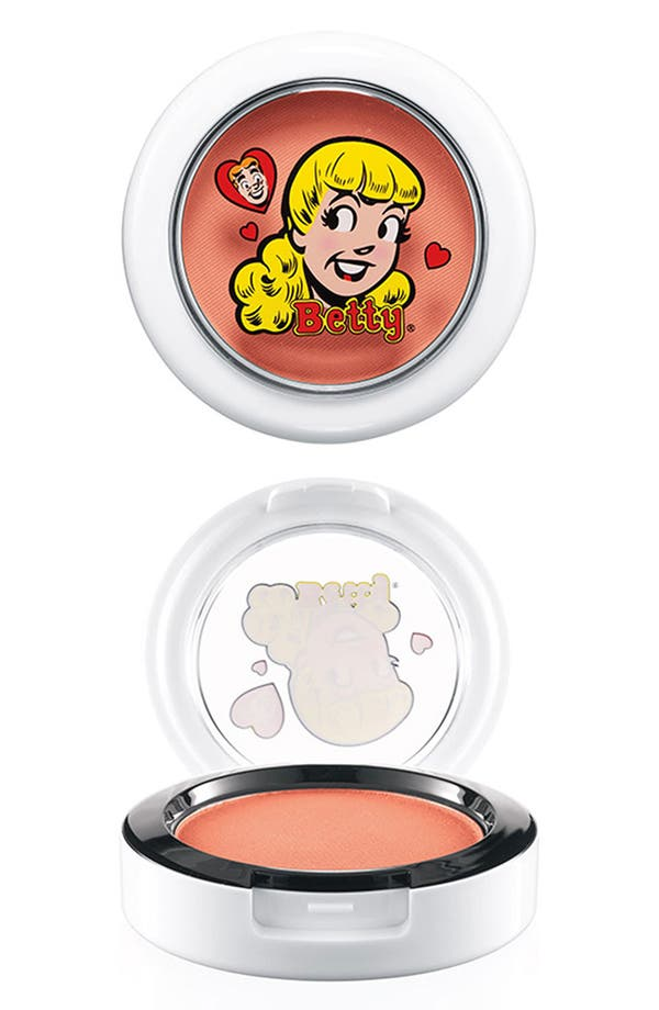 Alternate Image 1 Selected - M·A·C 'Archie's Girls - Betty' Powder Blush