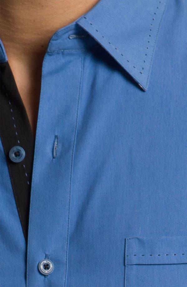 Alternate Image 3  - Nat Nast 'Straight Up' Silk Sport Shirt