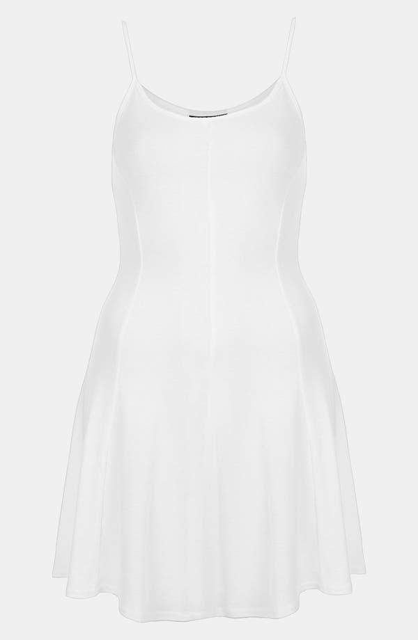 Main Image - Topshop Seamed Tank Dress
