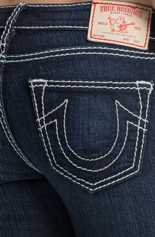 Alternate Image 3  - True Religion Brand Jeans 'Stella' Skinny Stretch Jeans (Lonestar)