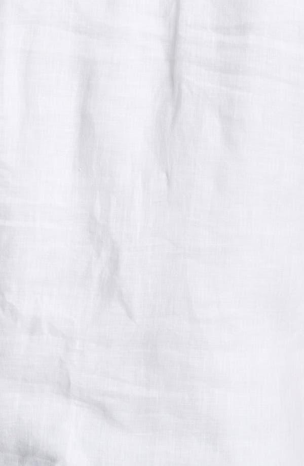 Alternate Image 3  - Vince Classic Fit Linen Sport Shirt