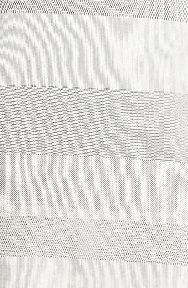 Alternate Image 3  - Cut25 Mesh Stripe Dress