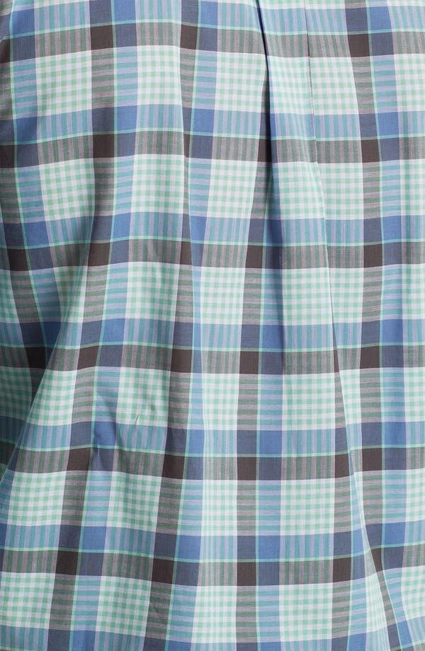 Alternate Image 3  - Cutter & Buck 'Tabor Plaid' Regular Fit Sport Shirt