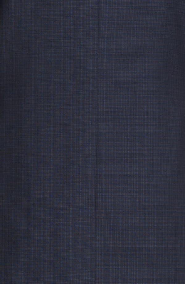 Alternate Image 2  - Joseph Abboud Trim Fit Check Wool Suit