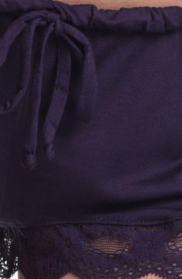 Alternate Image 3  - Eberjey 'India' Shorts