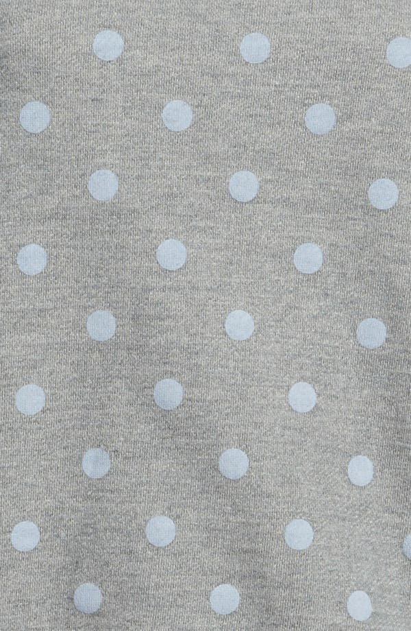 Alternate Image 3  - Mural Polka Dot Sweatshirt