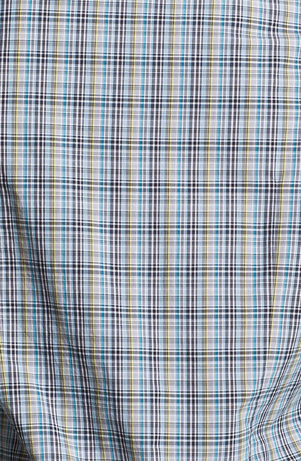Alternate Image 4  - BOSS Black 'Lorenzo' Regular Fit Sport Shirt