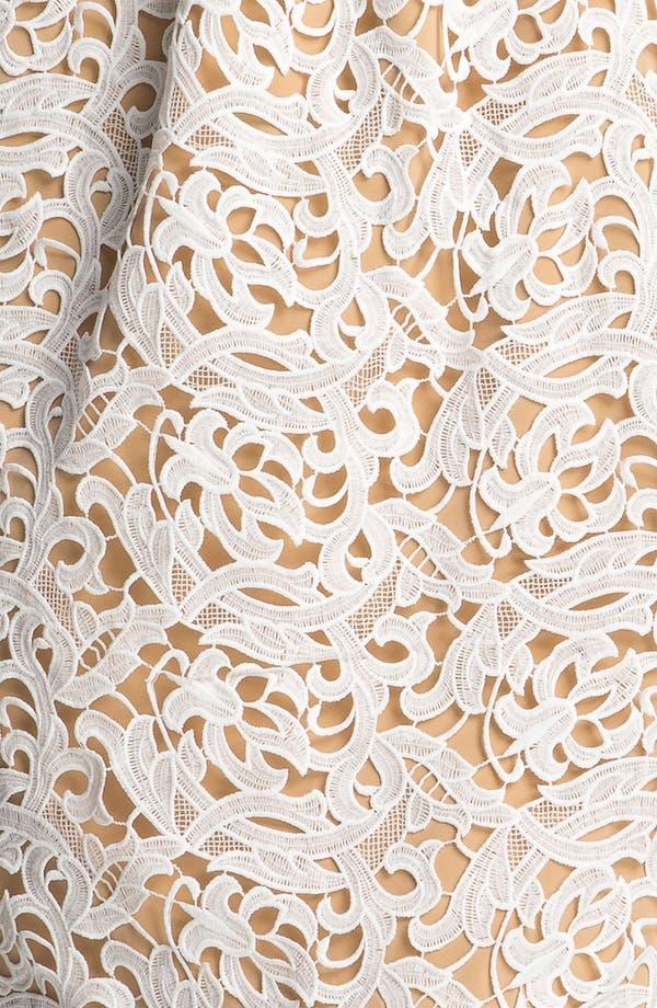 Alternate Image 3  - Jay Godfrey 'Lowell' Lace Shift Dress