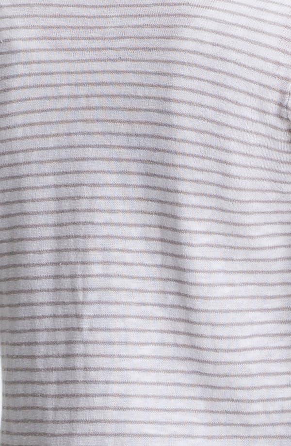 Alternate Image 3  - Eileen Fisher Linen & Cotton Cascade Cardigan