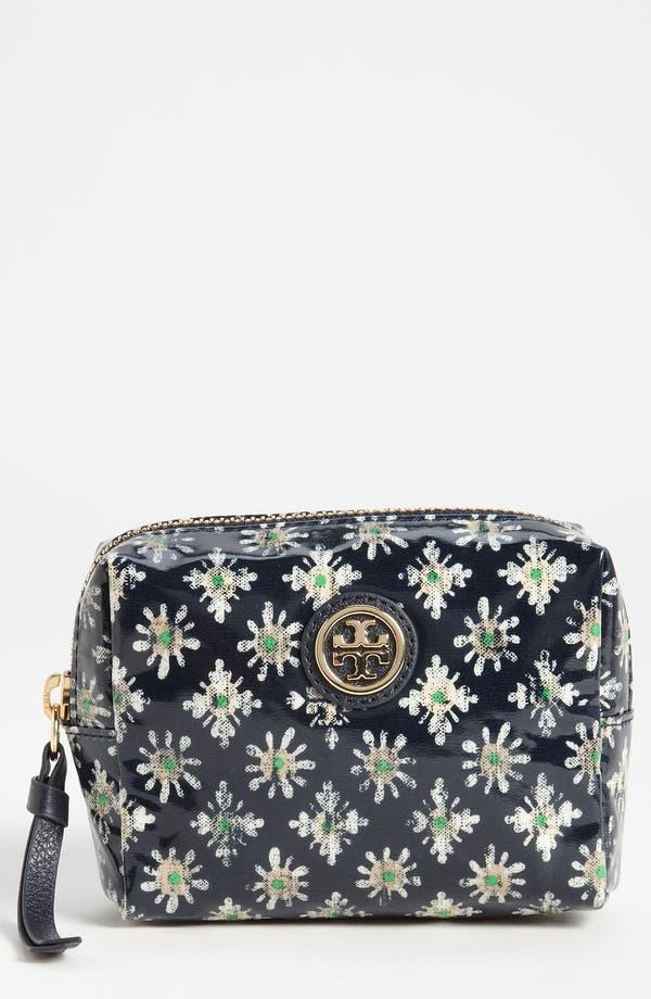 Main Image - Tory Burch 'Tiny Brigitte' Cosmetics Bag