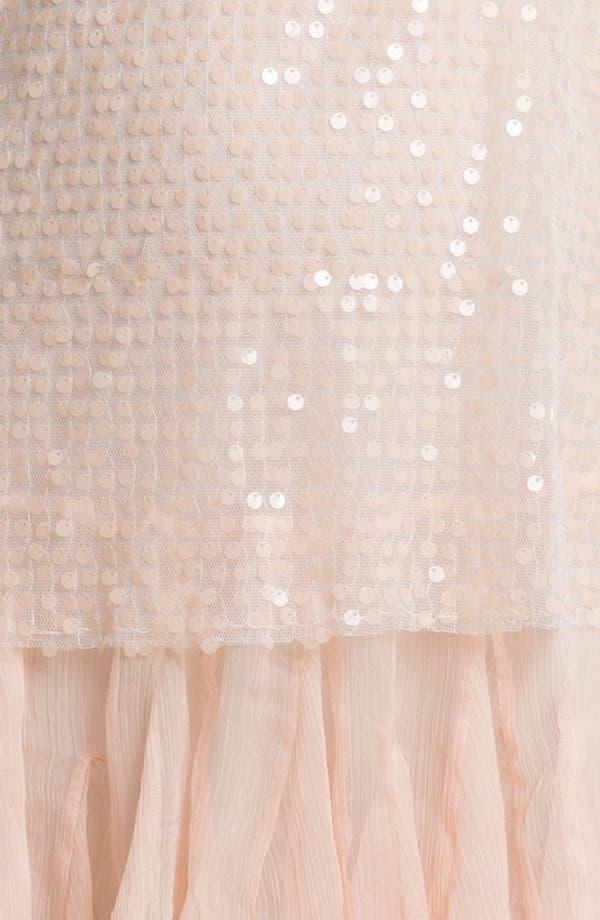 Alternate Image 3  - Free People Sheer Sequin Slipdress