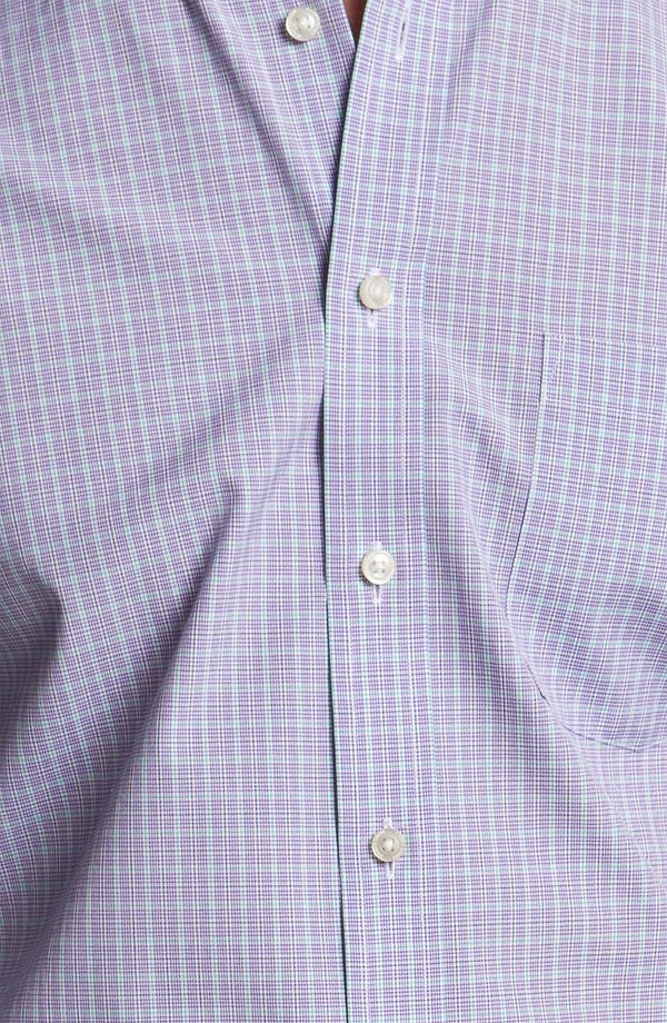 Alternate Image 3  - Maker & Company Regular Fit Sport Shirt (Online Only)