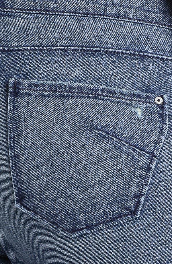 Alternate Image 3  - James Jeans Straight Leg Jeans (Gossip) (Plus Size)